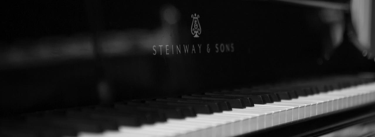 Photo of a Steinway Piano