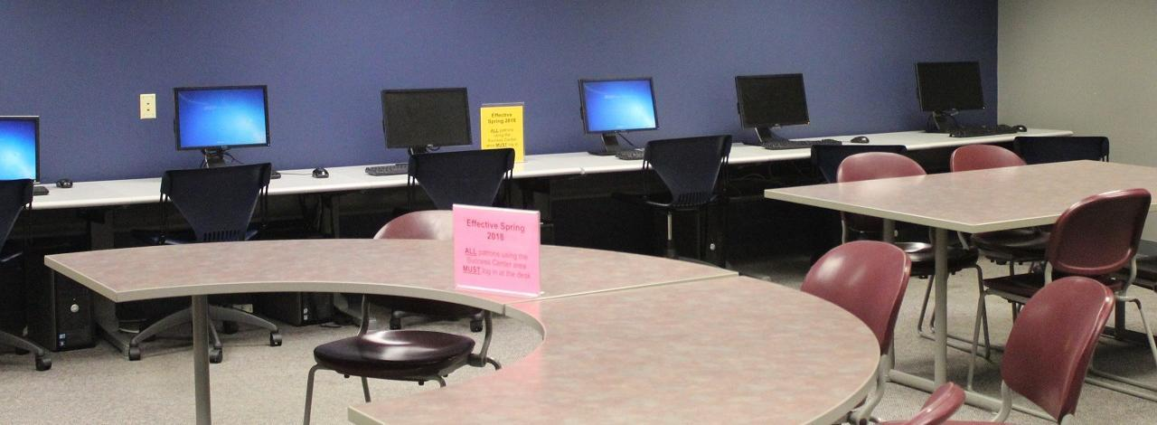 Kaskaskia College Study Tables